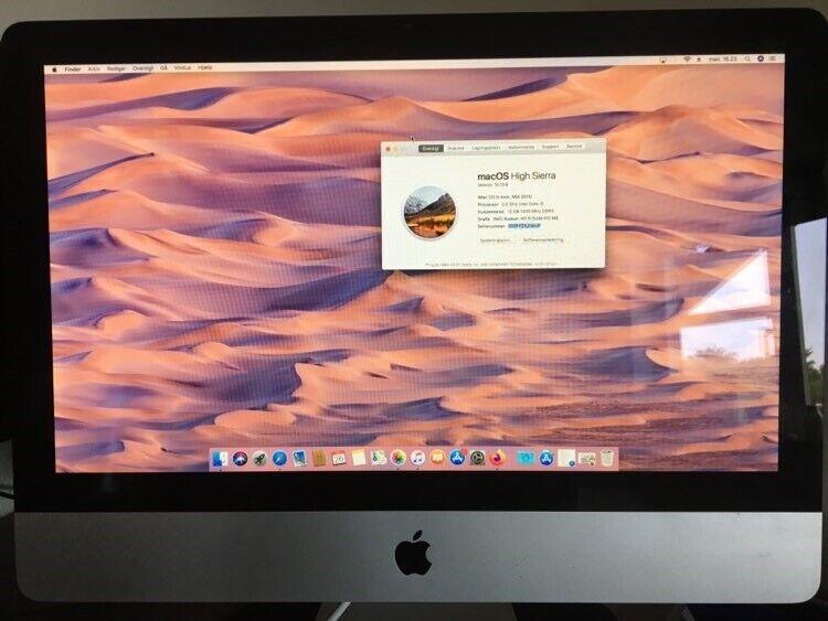 iMac, iMac (21,5 inch, Mid 2011)