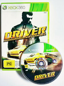 Mint Disc Xbox 360 Driver San Francisco Free Postage Works On Xbox