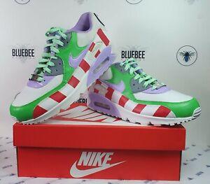 Custom Nike Air Max Toy story Buzz