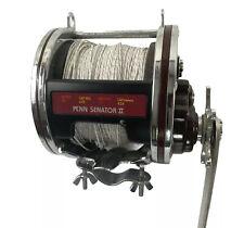 Vintage Penn Senator 112h 3//0 Conventional Saltwater Fishing Reel for sale online