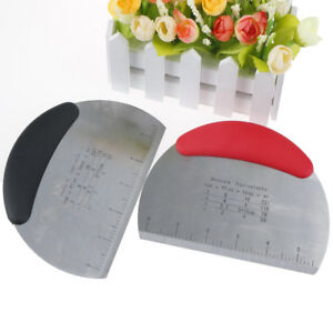 1pc-Stainless-Steel-Dough-Cutter-Scraper-Spatula-Bread-Knife-With-Measurement-XG