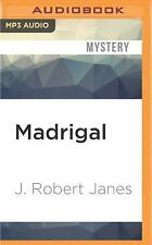 St-Cyr and Kohler: Madrigal 10 by J. Robert Janes (2016, MP3 CD, Unabridged)
