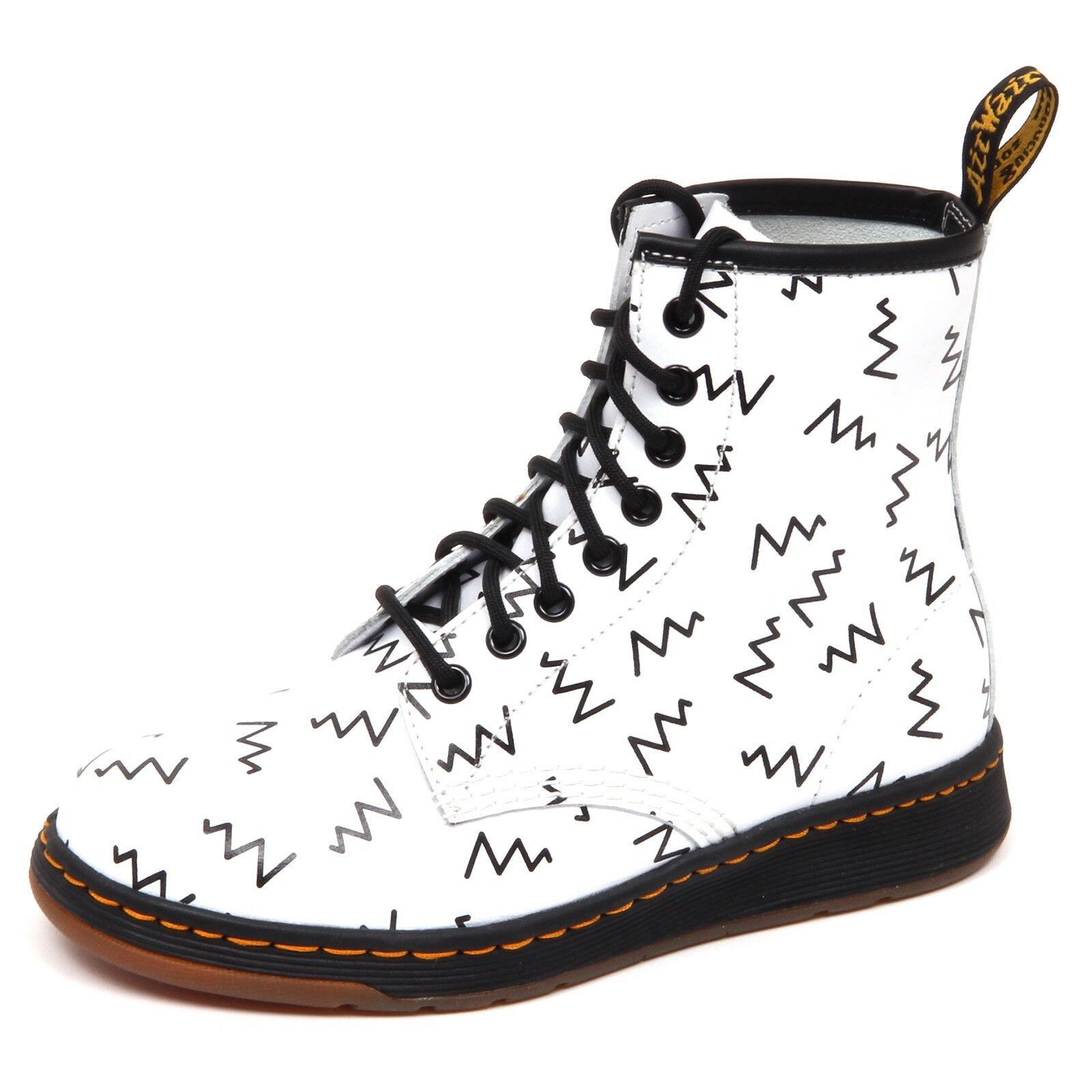 D7256 (without MARTENS box) anfibio donna DR. MARTENS (without NEWTON ZIG ZAG shoe boot woman a12196