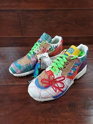 🔥adidas Men's Size 11 Sean Wotherspoon ZX 8000 Super Earth NEW Earthday Shoes  | eBay