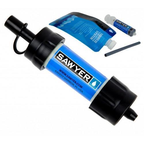 Sawyer SP102 Mini Eau Système de filtration de rose plus SP114 étui Set 2 L