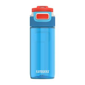 Kambukka Elton Water Bottle 500ml Caribbean BPA Free with 3-in-1 Snapclean Lid