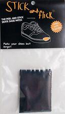 Shoe Goo alternative - Stick & Flick Patches -Dark Navy Blue - Skate shoe repair