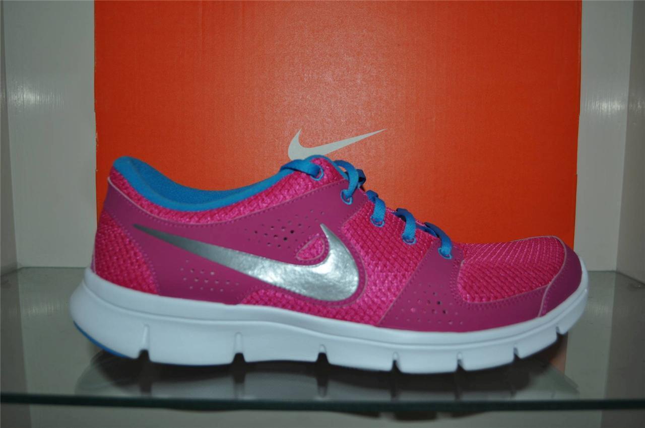 Nike Flex Experience Rosa/Azul/Blanco Rn 525754 600 Para Mujer Zapatillas Rosa/Azul/Blanco Experience Nuevo En Caja 22cb06