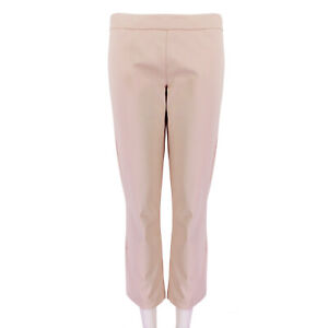 The Row Peony Pink Cropped Trousers Pants M / UK10