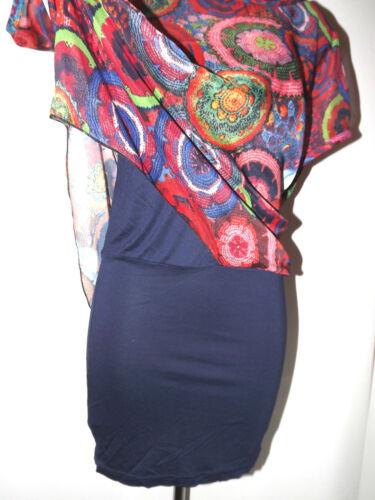 Taille Et Double Robe Koralline Sm Jersey Mini Cr Xs CtBRwqz