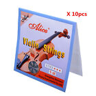 Alice A703 1-st Violin Strings Steel Core 1st First Single String pack of 10