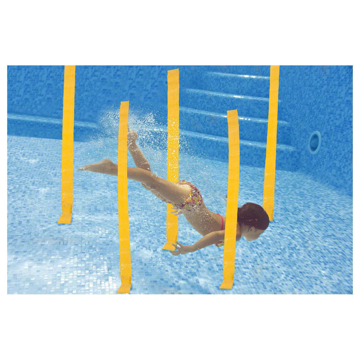 Slalom tauchspiel deportes acuáticos tauchsport tauchspielzeug juguete juguete juguete acuático, 136 pp. 1a3c25
