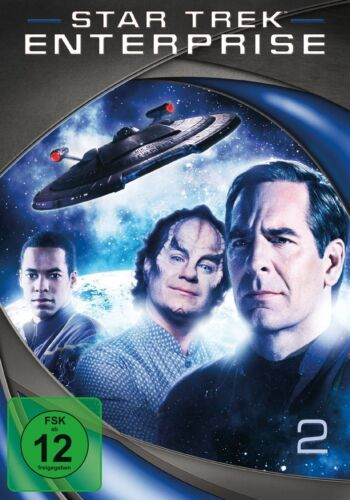 1 von 1 - 7 DVDs *  STAR TREK - ENTERPRISE - Komplett Season / Staffel 2 - MB  # NEU OVP +