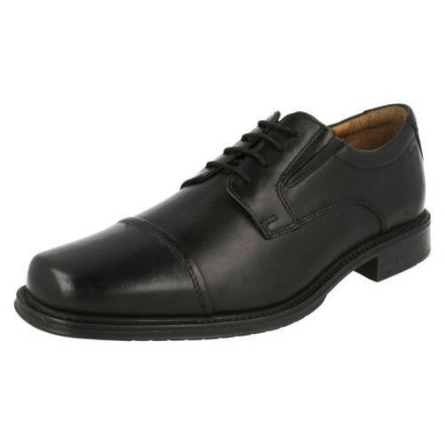 Mens clarks lace up shoes formal style Driggs cover