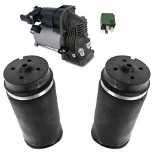 4 Piece Air Suspension Kit Compressor Rear P Amp Relay For Mercedes R Class