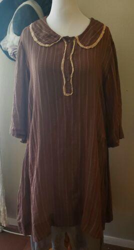 Magnolia Pearl Libertine dress sheer cotton