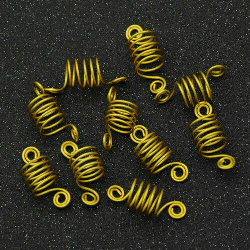 Dreadlock Hair Beads Dread Beads Hair Braid Pins Rings Clips Cuff Jewelry Lots