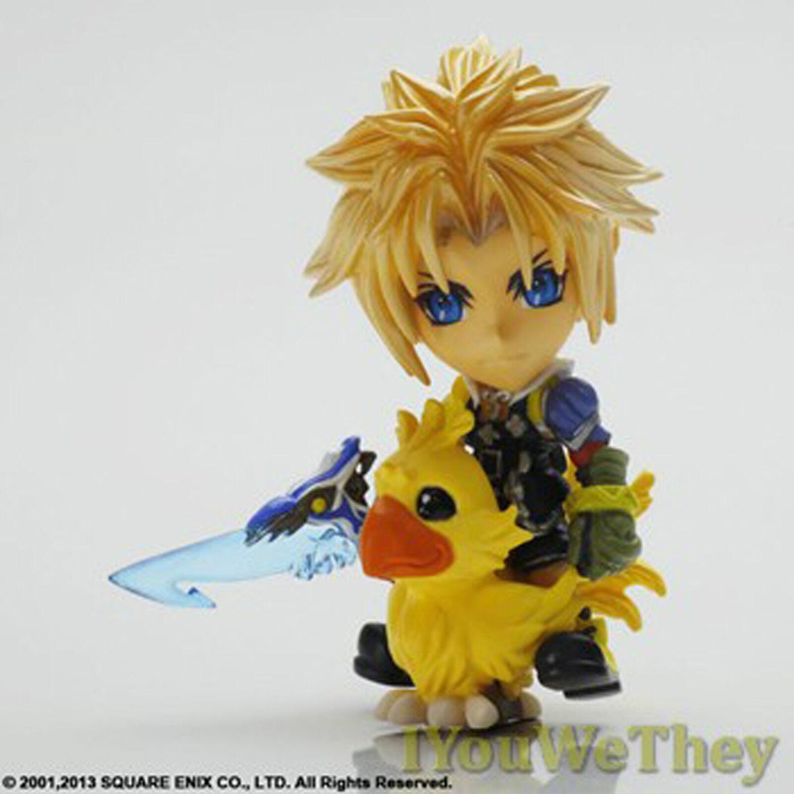 Square Enix Final Fantasy Trading Arts Kai Mini Final Fantasy X Tidus Genuine