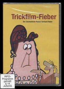DVD TRICKFILM-FIEBER - 50 JAHRE DEUTSCHER TRICKFILM - GERHARD FIEBER *** NEU ***
