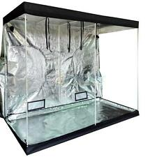 96 x48 x78  Hydroponic Big Grow Tent Reflective Mylar Indoor Room ...  sc 1 st  eBay & 2x4 Sun Hut Big Easy 24x48x78 Reflective Indoor Hydroponics Grow ...