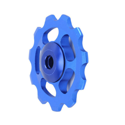 11T Ultralight Anodised Aluminium Rear Derallieur Jockey Wheel for Shimano MTBUK