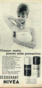 N-Publicite-Advertising-1963-Deodorant-Nivea