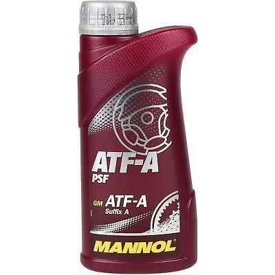 0,5 Litri Originale Mannol Olio Idraulico Atf-a Psf Hydraulic Fluid- Forte Imballaggio