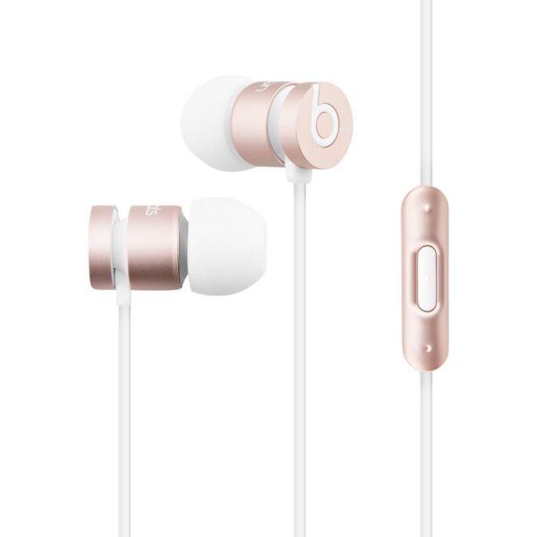 Urbeats earphones rose gold - earphones beats gold