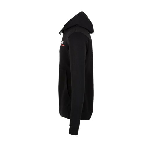 PORSCHE Men/'s hooded sweater Motorsports Collection Black Free UK Shipping