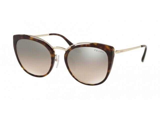 3406fdca7b PRADA 20us Sunglasses 2au4p0 Havana 100 Authentic for sale online