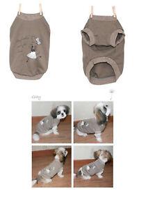 Chemise Pour Chien Pose De Kaki    Taille S, M, L, Xl marque Mode chien  ballerino