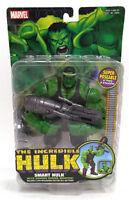 Toy Biz Hulk Classics Smart Hulk Marvel Legends Style Figure Never Opened