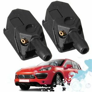 Universal-Car-Arm-Windscreen-Washer-Jet-Wiper-Blade-Spray-Nozzle-Left-Right-Rear