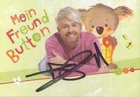 Autogramm AK Ross Antony Dschungelkönig RTL eh. BROSIS Motiv Kinderbuch