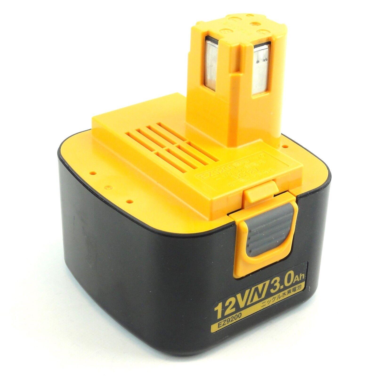 Panasonic New Genuine 12V EZ9200 Battery for EY6409 EY6405 EY7201 EY9200 EY9201