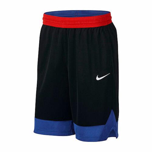 NWT Mens NIKE Big /& Tall Dri-Fit Basketball Shorts Black Red Royal Blue
