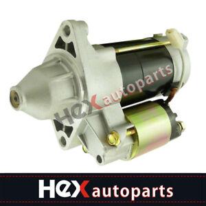 Starter fits Kubota F2260-R F2560-E/R F3060-R D1105-EFM D1005-EF Dsl 228000-7480