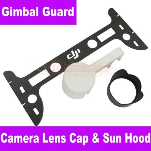 Camera Lens Cover Cap Sun Hood CF Gimbal Guard for DJI Phantom 3 PRO /& Advanced