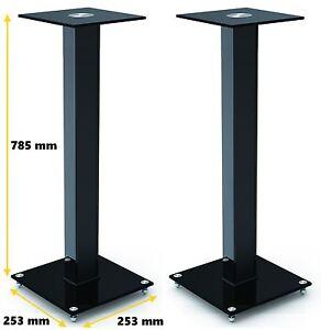 Image Is Loading Gecko BookShelf Speaker Stand Height To 785mm Model