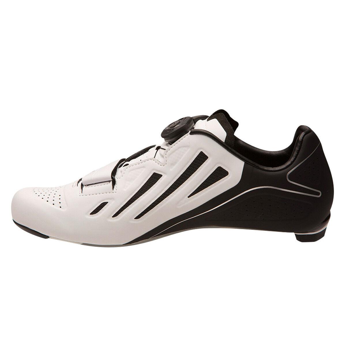 Pearl Izumi Elite Road V5 V5 Road Damen Rennrad Fahrrad Schuhe weiß/schwarz 2017 77c9bc