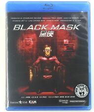 Black Mask UNCUT Region A Blu-ray HK Action English Sub Jet Li 李連杰 New Sealed 黑俠