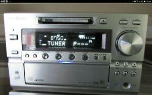 KENWOOD-HD5MD-MINI-DISC-PLAYER-RECORDER-MDLP-3X-CD-PLAYER-AMPLIFIER-AM-FM-TUNER