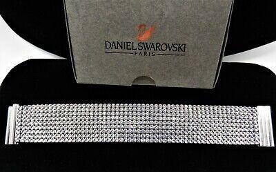 Daniel Swarovski Bracelet Destination Clear Crystal NIB 2050395 $180 | eBay