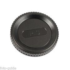 Objektivrückdeckel Schutzdeckel passend zu Nikon 1 Anschluss JJC Gehäusedeckel