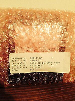 TRI-MAG DCSP-019 180V DC/DC DC DC Converter +12V IN Made in USA
