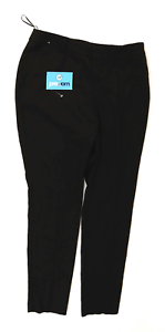 Womens-Next-Black-Trousers-Size-10-L29