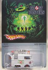 Hot Wheels CUSTOM KOOL KOMBI Ghostbusters Real Riders Limited Edition 1/5 Made!
