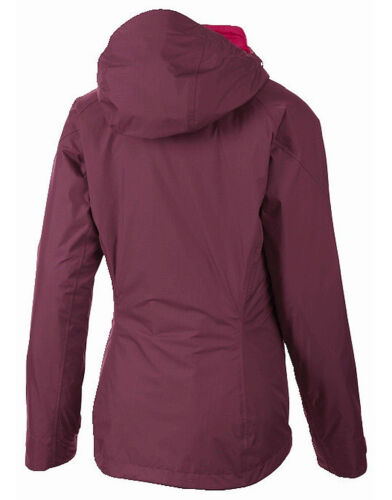 doublure Violet//Mauve//Prune Veste Adidas ® Climaproof W HT 3i1 Pad WT Femmes