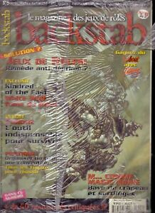 Magazine Backstab N°8 Mars Avril 1998 Sous Emballage