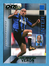CALCIO CARDS 2005 Panini - Figurina/Sticker -n. 59 - VERON - INTER -New